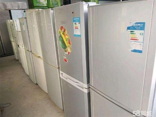 低價出售二手品牌 空調 冰箱 全自動洗衣機 液晶電視 九成新 有質量保證 夾江城區可以送貨安裝