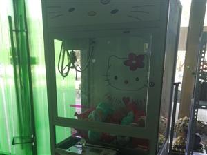 全新抓娃娃机,内带1百个娃,低价出售