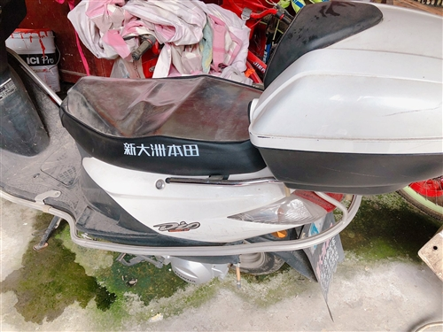 新大洲本田摩托车