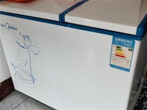 美的冰柜  九成新 用了二年 无破损