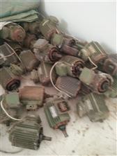 高价回收旧电机,电瓶,起动机,压缩机,旧轴承。高价回收不锈钢,废铜废铝破铁。电话1519216491...