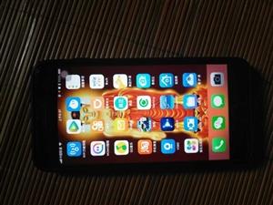 出售自用苹果7P全网通,128G亮黑,无任何问题,