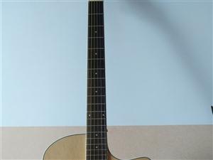 全新慕西卡吉它,连吉它背包一共花了730元买的,孩子小,没长性,弹几次就不爱玩儿了,低价转让,260...