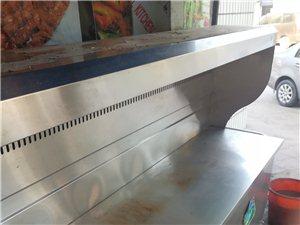 本人有一台烧烤净化器出售,刚用两个月,因有好工作便宜卖