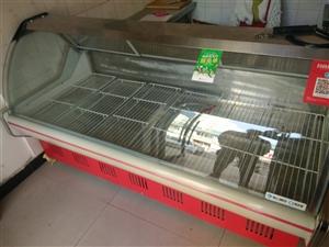 超市专用冷藏柜,保鲜柜,直冷式,九成新。可议价  15095685770