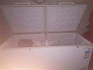 刚能了个冷库,转让两台海尔冰柜,价格面议
