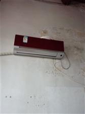 因搬家特价处理自用空调,原价2000多买的,现在要搬家了1100处理了,冷热两用,35的空调,几乎全...