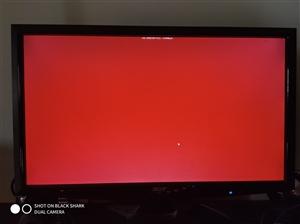 出自用显示器 22寸 屏幕完好无黑点 澳门太阳城平台县城送货上门