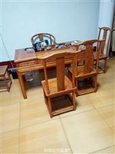 茶艺桌  尺寸  150    75   75