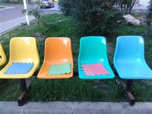 长条椅八成新