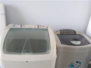 单缸洗衣机九成新加甩干机各一台。非诚勿扰。