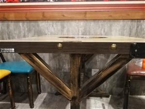火锅店改造,多余张桌子处理,四张桌子1.2*80,两张1.6*80