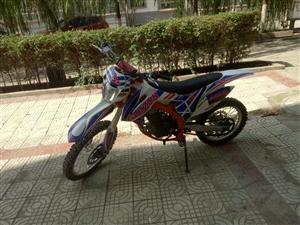 越野摩托车250,手续齐全