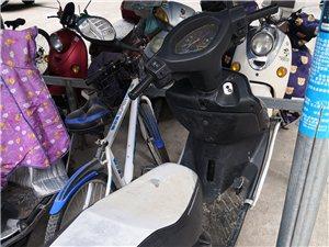 便宜出一辆二手摩托车!没牌的,有要的联系