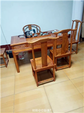 茶桌    尺寸  150   75   70