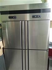 冷冻冷藏柜304不锈钢,用了三个月,九成新,买成7400出血出售