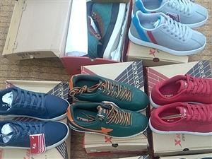 专卖店下架正品特步鞋,价格非常实惠。买到即挣到