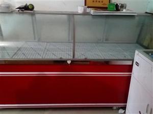 2.4米绝味鸭脖展示柜,做蛋糕用的一层两盘烤箱,打蛋机,爆米花机。全都九层新,性能非常好,。全部便宜...