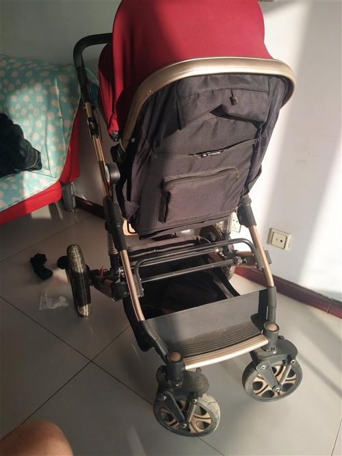 高景观婴儿推车
