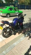出售9成新摩托 无事故 手续齐全 路程980公里 海拉尔看车 15848026331