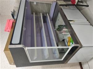 现有冷冻冷藏展示柜一台用了4个月2000就卖联系电话15943595203