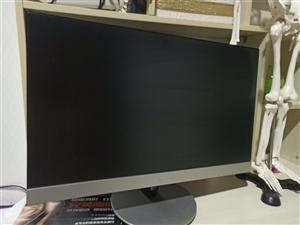 aoc24寸显示器,九成新  甩了 看上联系