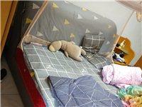 全布艺2×2.2的大床!9层新以上   买了不到半年    绝对舒服    出售地址  马庄