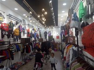 童装店货架低价出售,九成新!有意向的请联系,价格优惠,15125462324