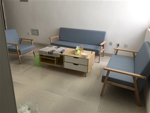 1500元转让99新组合沙发(三人+两人+一人)、组合茶几电视柜(1.6-1.9m伸缩电视柜,1.2...