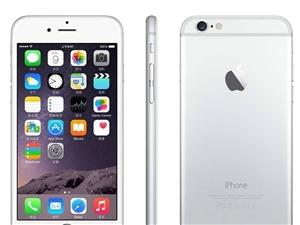 苹果6手机一部,银色,9成新,国行,稍有磕碰,16G,无任何毛病。