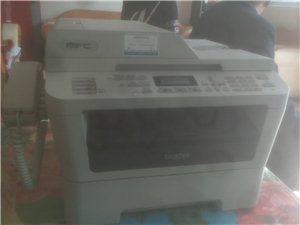 出售兄弟牌激光打印复印传真一体机,2014年出厂,买回来就用了一次,一直闲置,有意思的老板联系,物美...