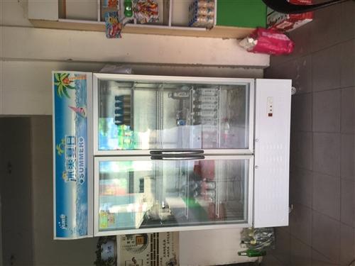 双开门冷藏冰柜,全铜管,现在低价转让,有需要的请联系:18937559383
