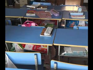 出售看护班桌椅儿童桌椅20套九成新