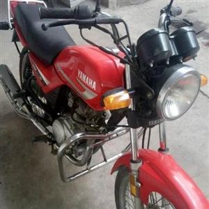 低价转让雅马哈125排量摩托车