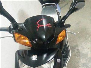 豪爵女装摩托车,手续齐全要过户,质量外壳如新,限澳门太阳城平台本地身份证交易