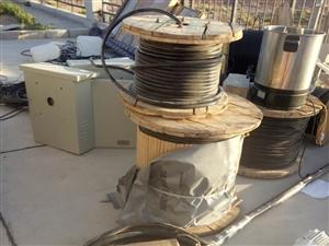 3×6带铠450米电缆,3×4电缆200米,2×1电缆800米,正规国标电缆,有需要的联系我,价格优...