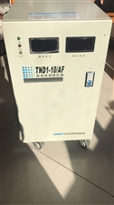 正泰10千瓦自动交流稳压器,TDN1-10/AF,基本全新,