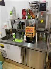 冷藏柜,适用于饭店,奶茶店,低价出售1500元