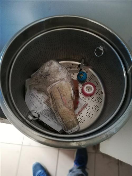 全新电热煮面桶一个送加热器,没通过电,买回来没有安装。