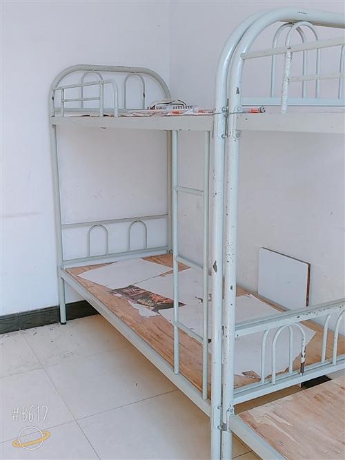 有七张架子床低价出售,骨架完好无损,表面稍有掉漆,每张120元,有意者联系王女士: 18391397...