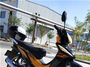 五本弯梁110摩托   因闲置便宜处理  有意者联系:18193799019