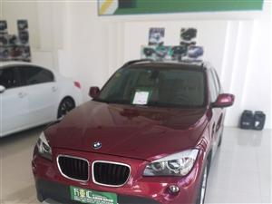 精品车出售,宝马 X1(进口) 2012款 2.0L 手自一体 sDrive18i 豪华型,12年5...