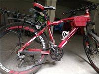 变速自行车,八成新