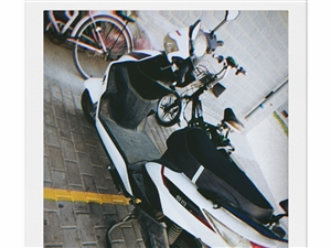 爱玛电动车,九成新,因买车闲置在家现出售,随时可看车。