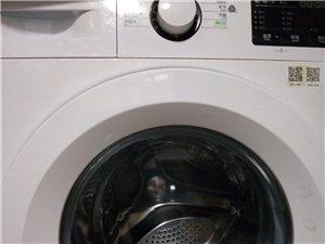 美的9公斤智能滚筒变频可加热洗衣机,95新,在质保期,没有任何问题,因为新装修排水问题,不得不转让。...