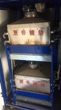 天然气炉子可供暖1500平米以上,可调温度,温度达到可自动跳档,只用了一年。