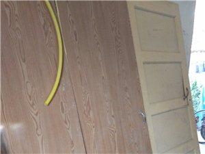 因装修拆下来的木门,新的,处理了