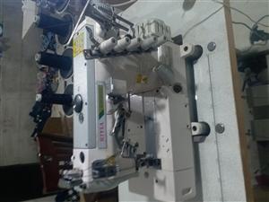 出售四台缝纫机,一台三针五线绷缝机,由于本人怀孕不能再管理了,机器使用了两个月欢迎涞水老乡来电咨询1...