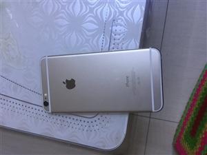 国行全网通金色苹果6plus,16G  9.5成新  要的联系