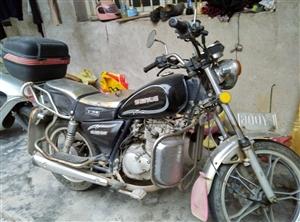 太子摩托车,车况良好,好新